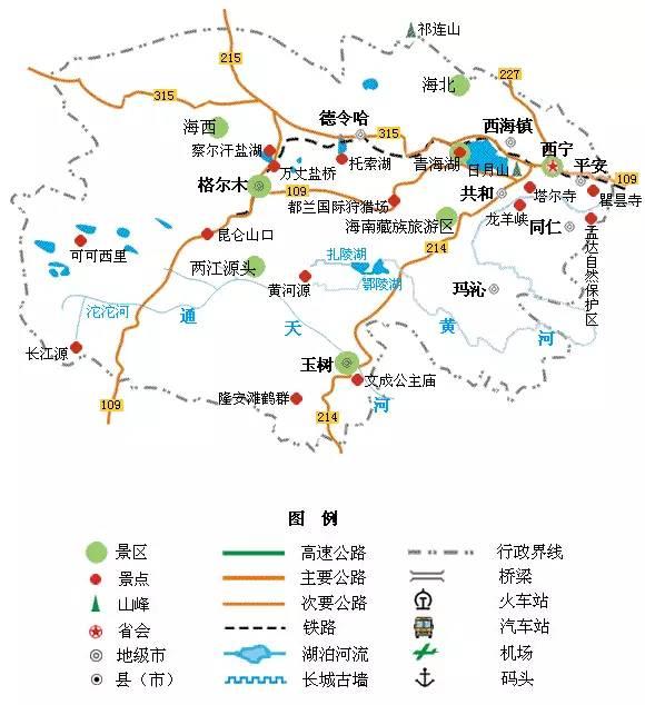 中国那么大,想出去看看!全国旅游地图精简版,放在手机里太方便了-澳洲唐人街