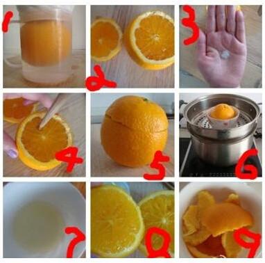 【饮食健康】熟吃橙子杀一切止咳药!快转疯了! - 南飞雁 - 南飞雁,雁南飞,雁叫声声盼春归。