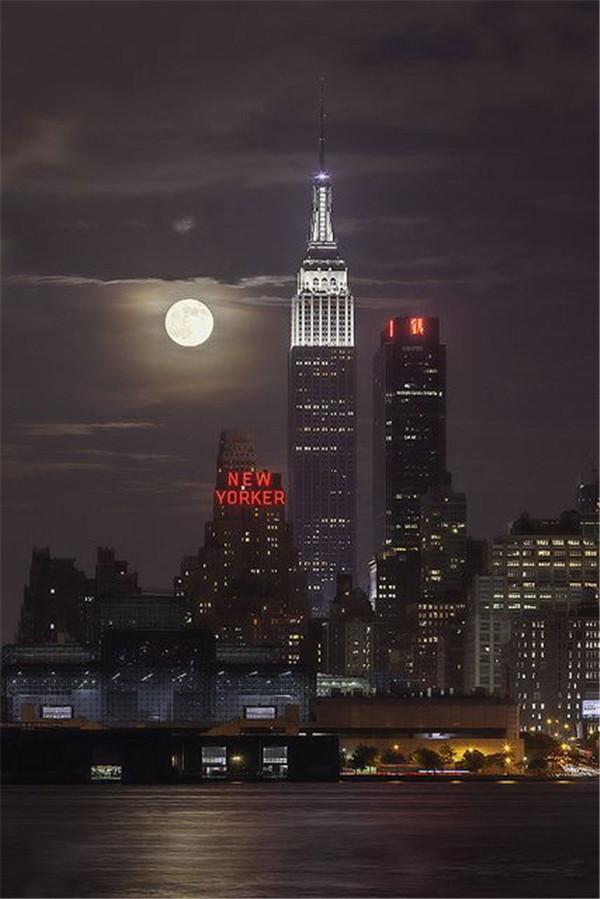 他乡月   全球最美的15个国家30个地方的月光 - 小木屋 - 小 木 屋 的 家 园