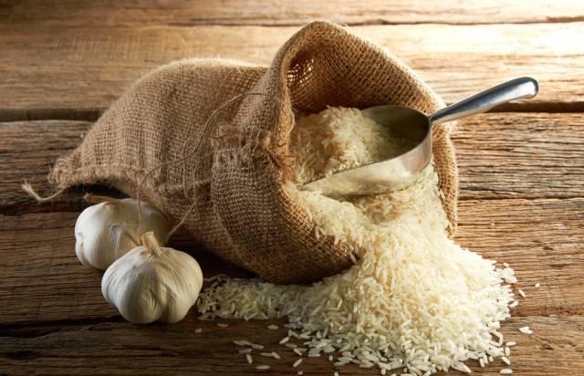 大米重在储存