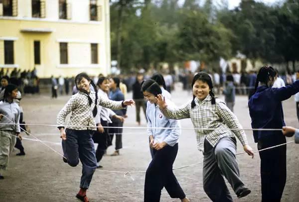 """一位美国教授,乘出访之机在中国""""偷拍""""的照片"""