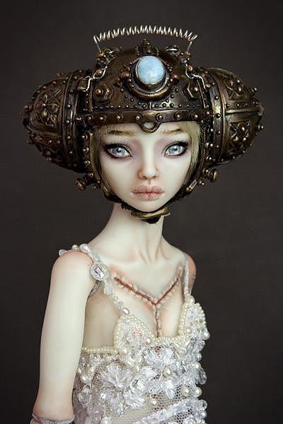 """可能已经超越了""""芭比""""的娃娃服装设计师,太美了! - ☆星语心愿☆ - ☆星空下的天使☆"""