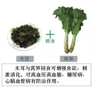 (2015.3.31徐蓓蕾转帖)   蔬菜相生相克图表 - 老倪 - 老倪 的博客