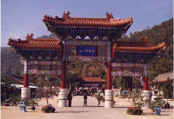 [转载]——中国100座名山(下)值得收藏 - 斩云剑 - 斩云剑的博客