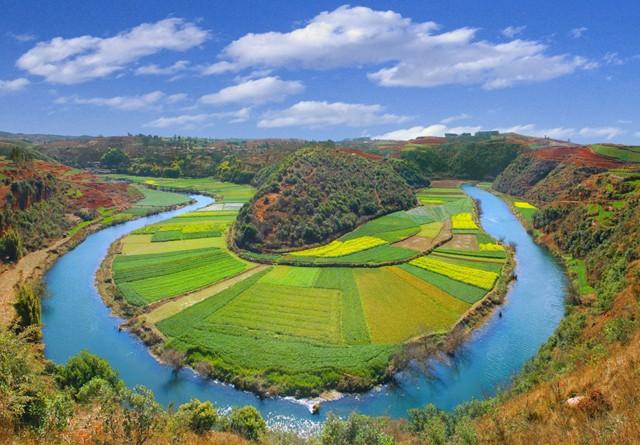 河流为什么不走直路,看后受益匪浅!