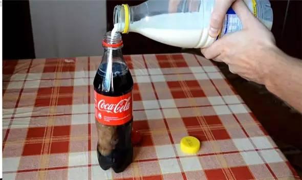 可乐+牛奶=? - 淼鑫 - 淼鑫的博客