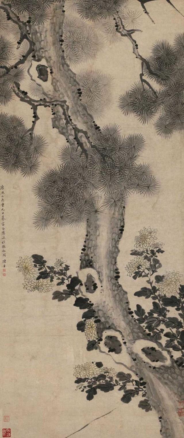 历史上作品入藏宫廷最多的女画家 - 国色天香 - 陈元欣艺术画舫欢迎您