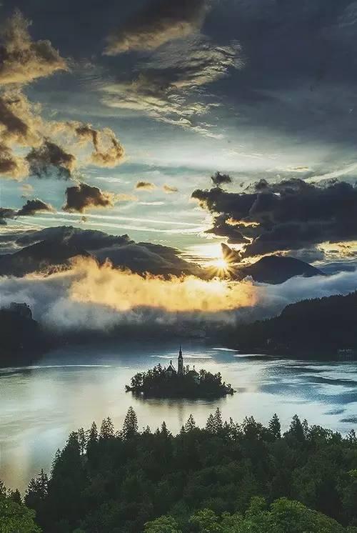 绝美人间仙境 清洗你的心灵,我们,生命,学会,个人,坚强,美图分享