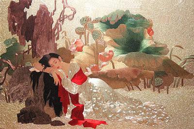 """震惊世界的中国刺绣! - suay123""""阿庆嫂"""" - 阿庆嫂欢迎来自远方的好友!"""