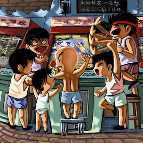 谢前祥分享《致——我们再也回不去的小时候》 - 祥 - 成都监控门禁报警-四川安防服务专家