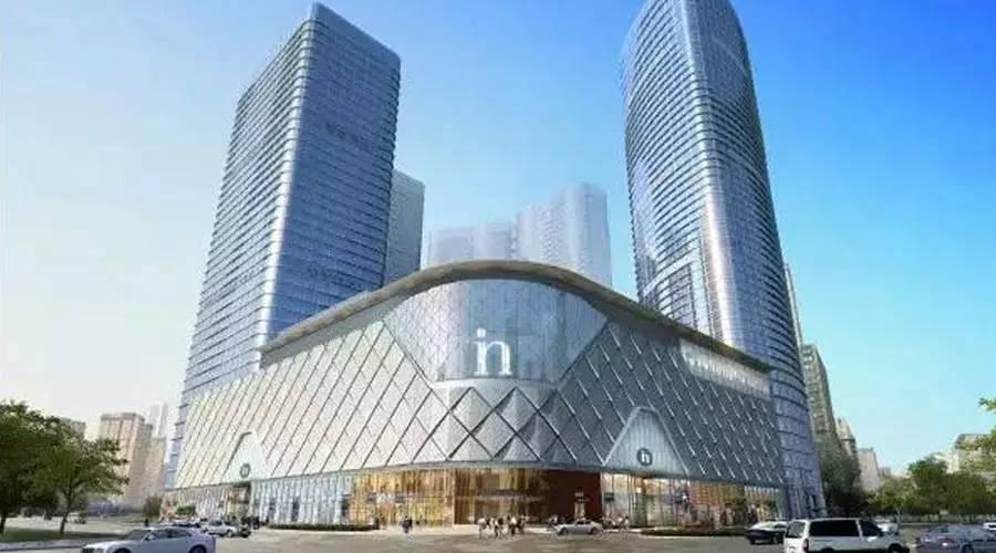 北京最逼格的购物中心,在成都开了个升级版
