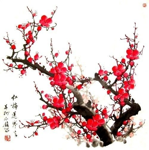 美到极致!梅兰竹菊 - 琳琅 - 琳琅博园欢迎您