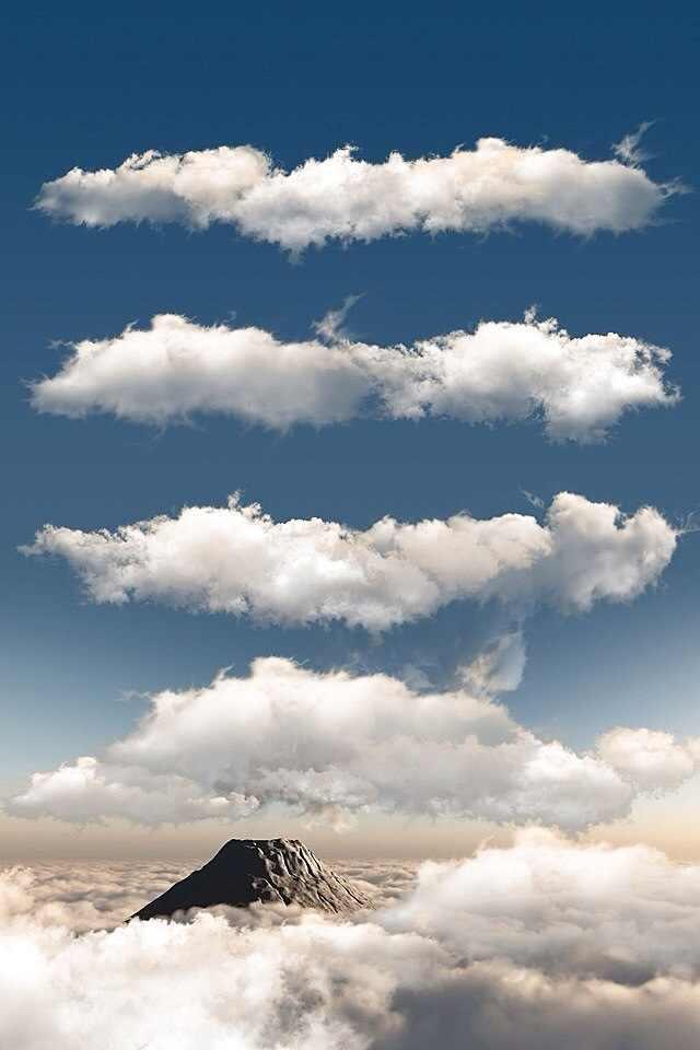 """太美了!不可思义的""""云""""! - 一炮手 - 一炮手的杂志型编撰博客"""