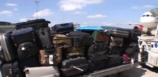 想环球游啊?看这个!法国记者探秘机场行李丢失和被盗,那个猫赋…-澳洲唐人街