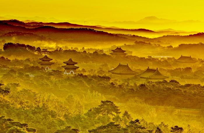 中国古建筑摄影 神话般美丽 - 笙盈泓旸 - 笙盈泓旸