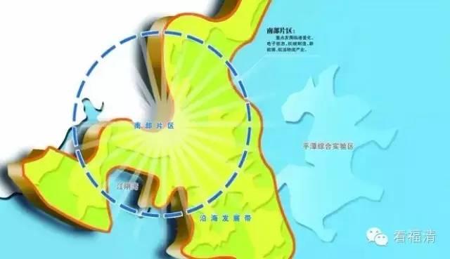 福清11个镇划入福州新区,未来这些行业在福清前景好