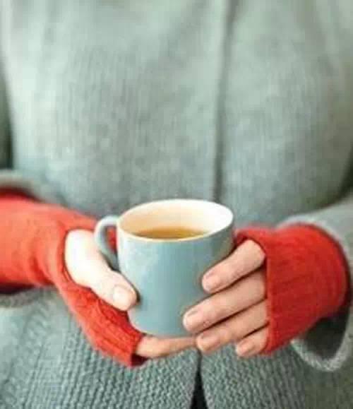 天冷了,把废旧毛衣利用起来