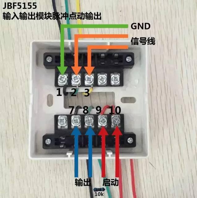 【接线】北大青鸟9种常见设备接线图