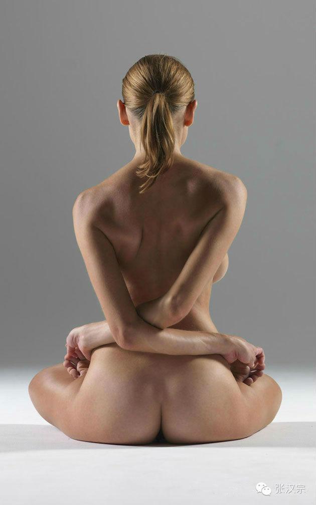 【健康生活】一组令人震撼裸体瑜伽照片! - 让爱依然 - 爱然博客