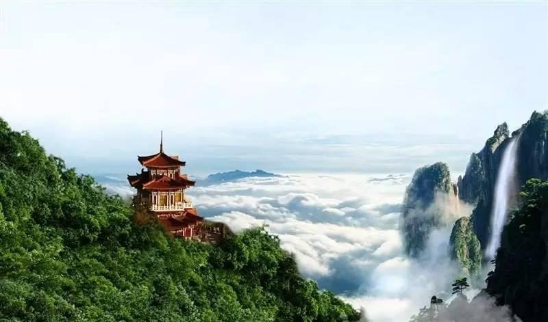 白云山風景區是國家級森林公園,國家級自然保護區,國家5a級旅游景區