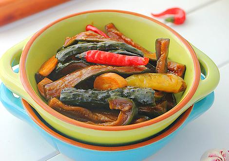 蒸菜凉菜腌菜简简单单解决夏天做菜烦恼 - 毛同志 - 毛同志的博客