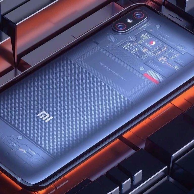 小米发布会快报 | 全透明后盖、全球首款Face ID 安卓手机面世