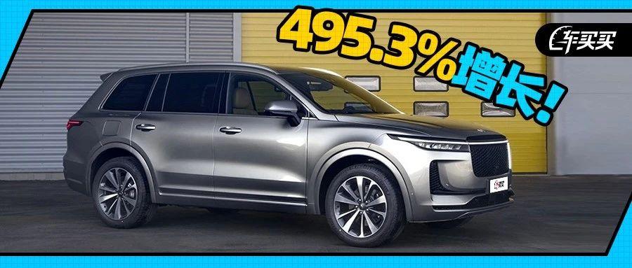 495.3%销量提升!想买不后悔的SUV 我只选这个榜单中的车型!
