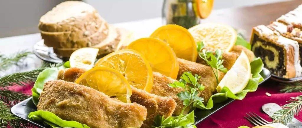 欧洲好些国家的圣诞夜主菜是鱼,而且居然还是这种鱼......