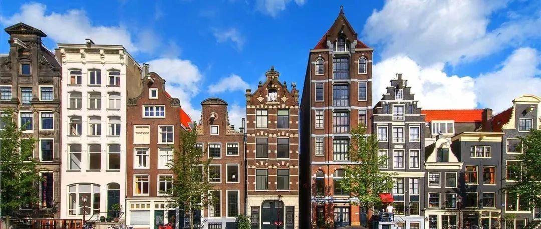 【创意城市】阿姆斯特丹:运河交错的艺术、设计与风车之城