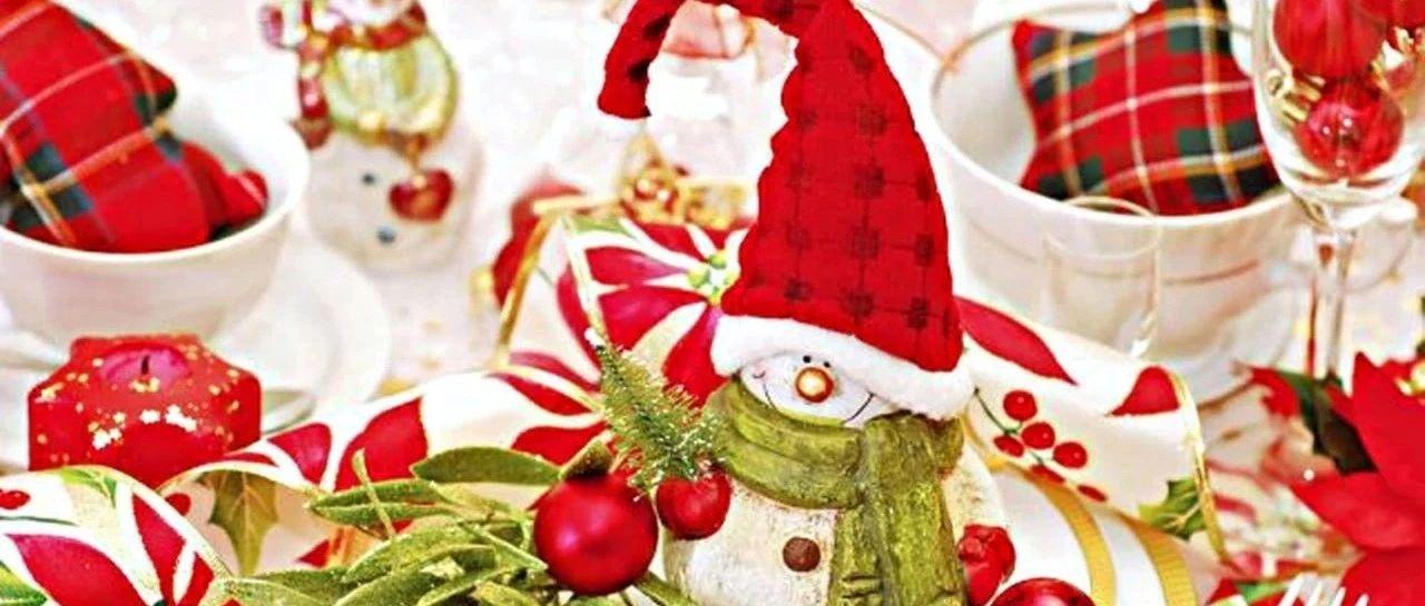 """法国人""""圣诞大餐""""中不可或缺的美食!"""