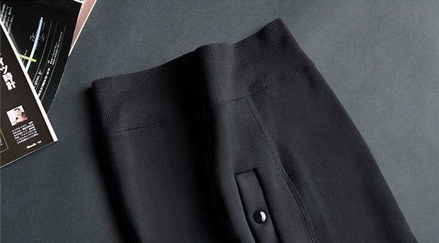 凛冬已至,这条有型有料的男士保暖裤,拒绝臃肿的同时,锁温37℃,给你带来春天的温暖