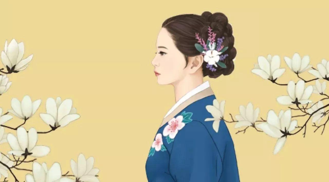 韩国总统夫人金正淑「为你读诗」:那温柔的风,将成为你我盛情的款待