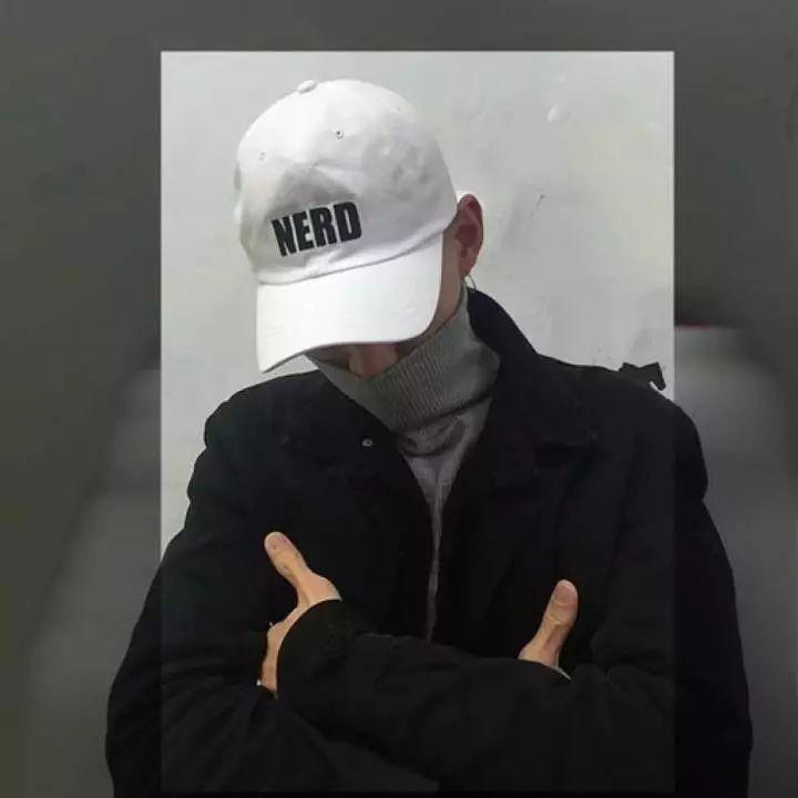 男生头像 | 超酷戴帽子男头系列图片
