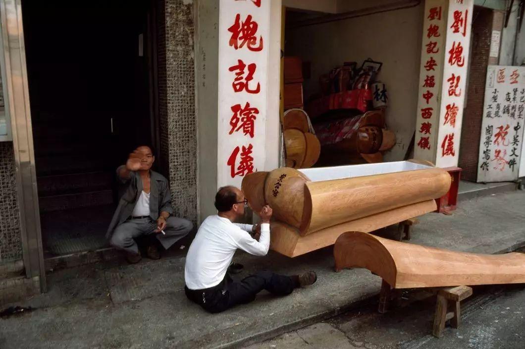 22位马格南摄影师镜头下的香港:1949-1997