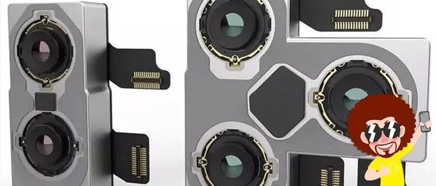 苹果手机像素低反而成像更好!关于相机那点事全知道