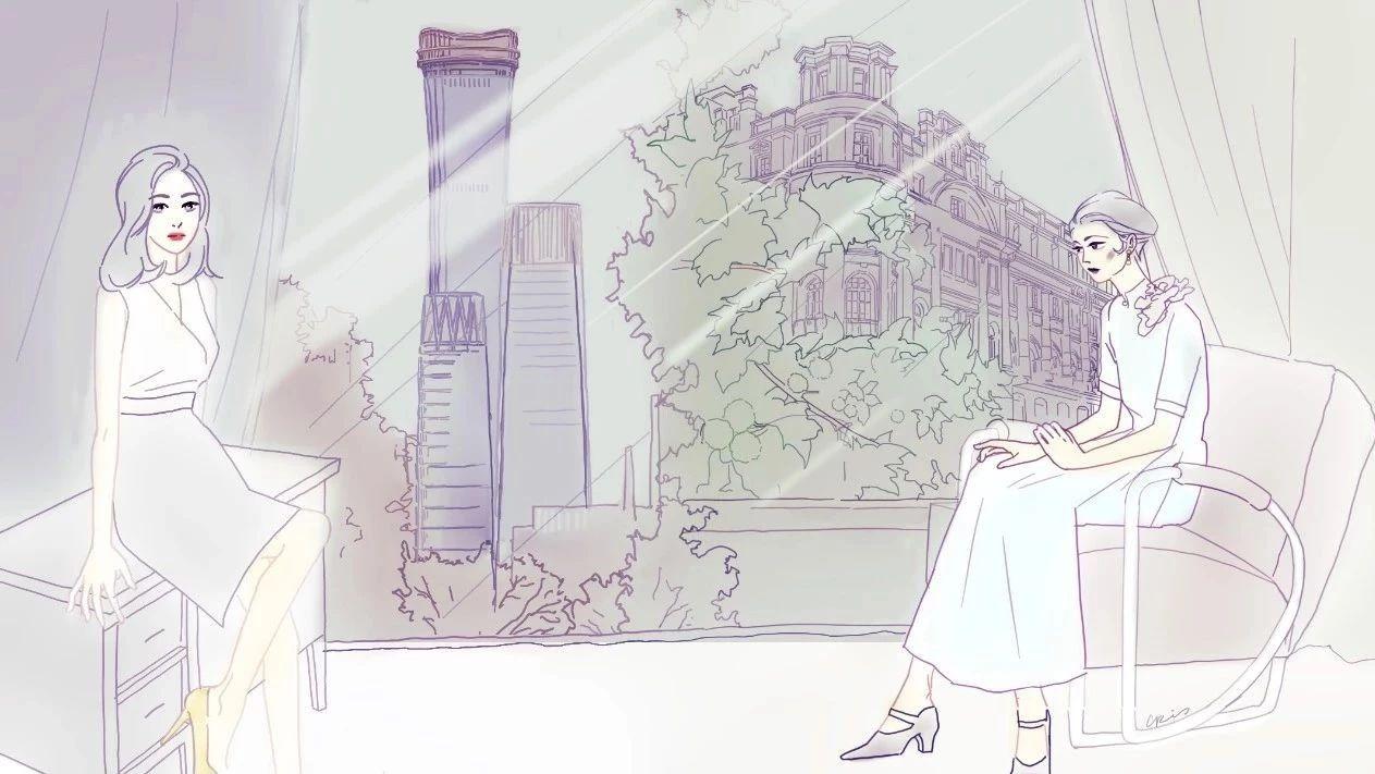北京女子图鉴第九话|那个在北京从事神秘职业的上海女人