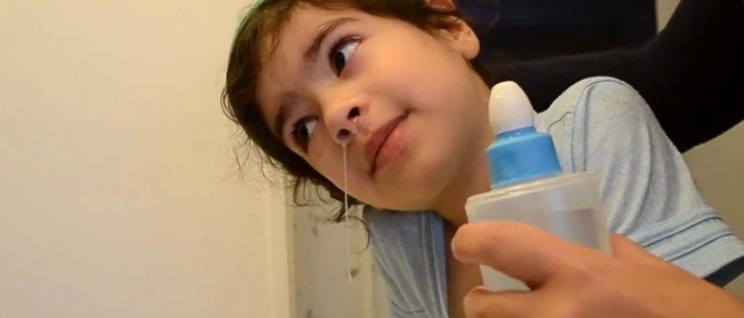 【诺妈育儿】怎样让孩子接纳并爱上洗鼻子?