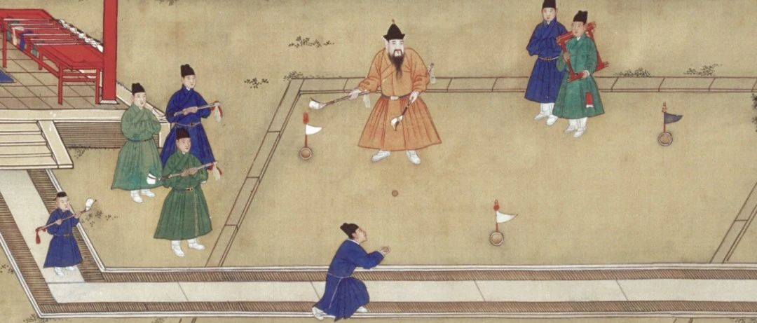古代紫禁城中的人们玩什么游戏?
