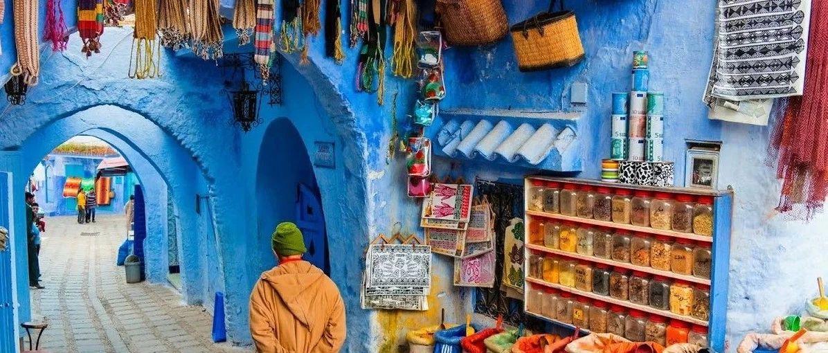 在摩洛哥两周,我收获了哪些英文?