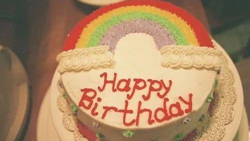 生日蛋糕图片大全_唯美的句子