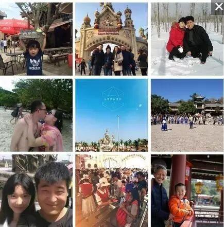 从青春到白头 你被哪一张戳中幸福的泪点~4000多人在西安传递正能量!
