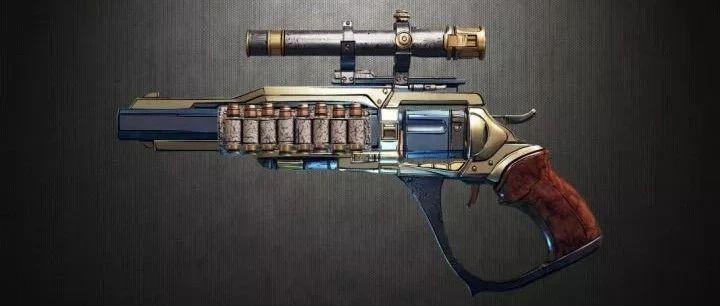 宇宙时代的手工匠人:《无主之地3》里的Jakobs枪厂传奇