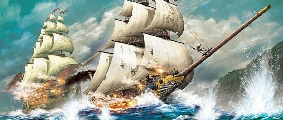 """在《大航海时代》的系列历史中,曾有过一部另类的""""硬核""""作品"""