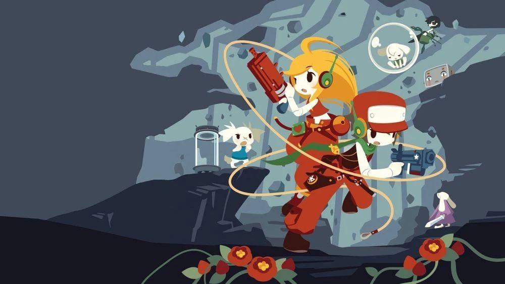 作为独立游戏里程碑的《洞窟物语》,它的作者还做过什么游戏?