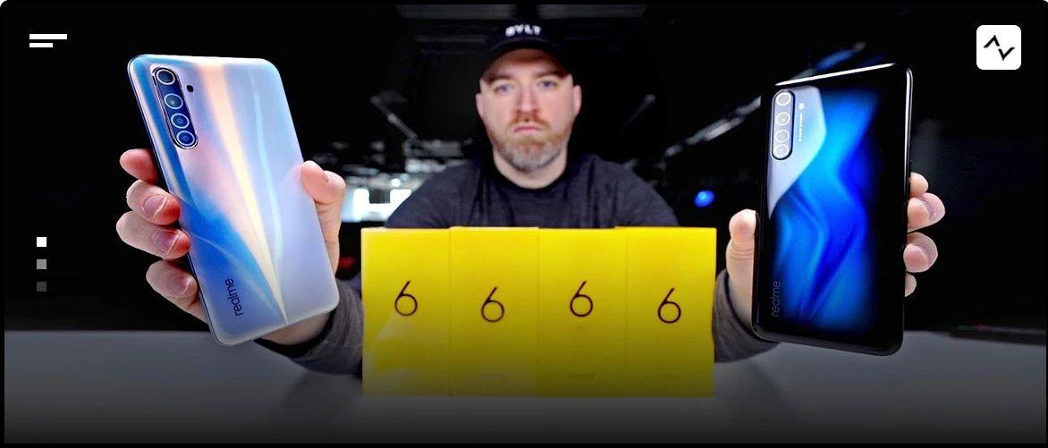 realme 6 系列开箱,这是中端机型的最佳选择?