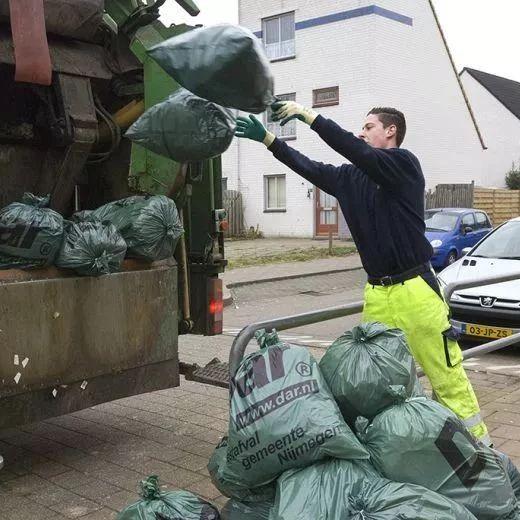 荷兰废物税增加,市政税收也跟着上涨