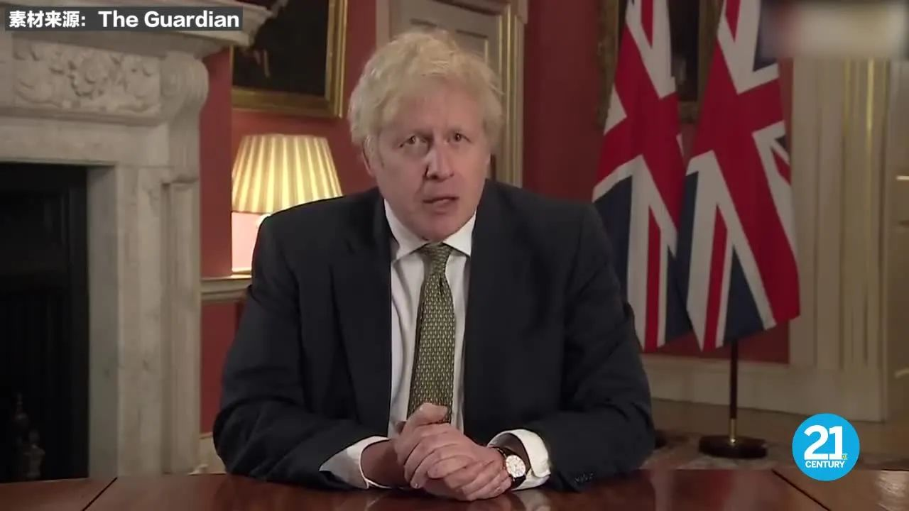 单日确诊超5.8万!英格兰再次全面封锁,首相约翰逊这样说