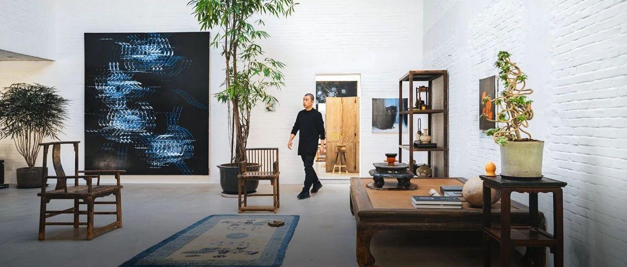 他在北京800㎡的家,光是买家具就花了7年:这很难,不是去网购就行了