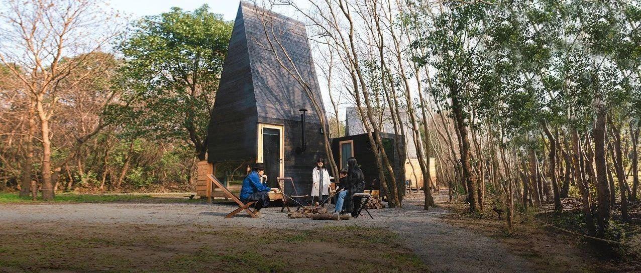 武汉一家三口新冠治愈后,被好友拉去荒郊造房,住10㎡木屋