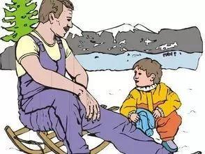 爸爸和儿子的幽默对话!佩服!值得存五十年!